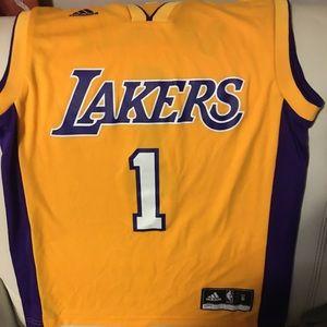 Men's s lakers jersey
